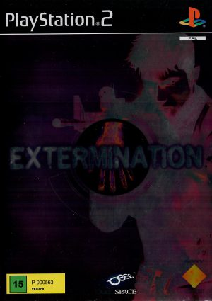 Extermination Playstation 2