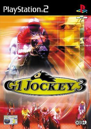 G1 Jockey 3 - Playstation 2