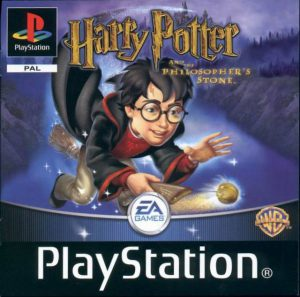Harry Potter and the Philosopher's Stone - Playstation 1