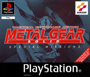 Metal Gear Solid: Special Missions - Playstation 1
