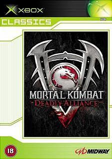 Mortal Kombat: Deadly Alliance - Classics - Xbox