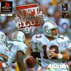 NFL Quarterback Club '97 - Playstation 1