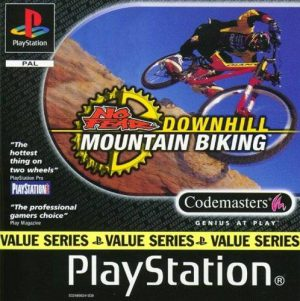No Fear Downhill Mountain Biking value series - Playstation 1