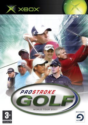 ProStroke Golf: World Tour 2007- Xbox