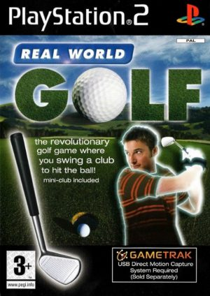 Real Golf - PS2