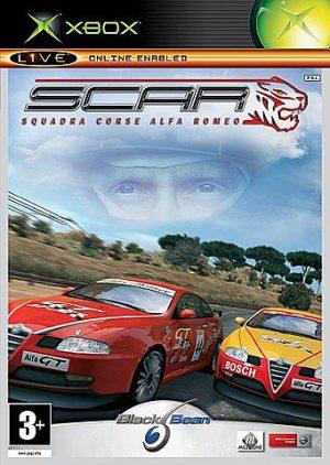 SCAR: Squadra Corse Alfa Romeo - Xbox