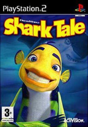 Shark Tale - Playstation 2