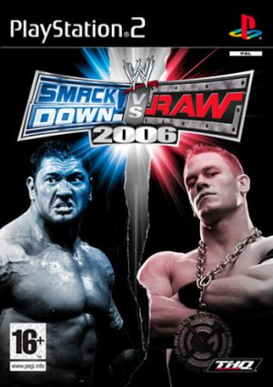 WWE SmackDown! vs Raw 2006 - Playstation 2