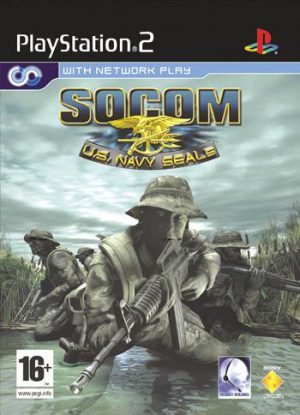 Socom U.S. Navy Seals - Playstation 2