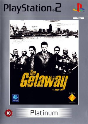 The Getaway - Platinum - Playstation 2