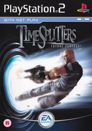 Timesplitters: Future Perfect - Playstation 2