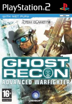 Tom Clancys Ghost Recon: Advanced Warfighter - Playstation 2