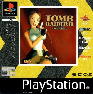 Tomb Raider II - Playstation 1