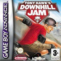 Tony Hawk´s Downhill Jam - Game Boy Advance (GBA)