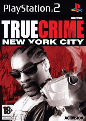 True Crime new york city playstation 2