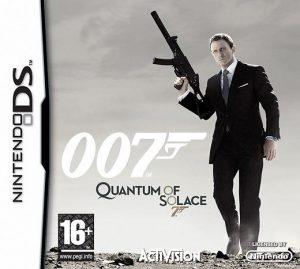 007 Quantum of Solace - Nintendo DS
