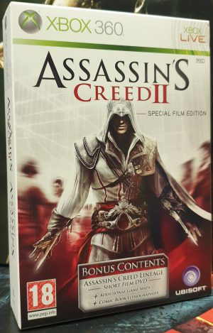 Assassins Creed II - Special Film Edition - Xbox 360
