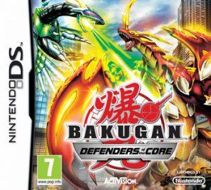 Bakugan: Defenders of the Core - Nintendo DS