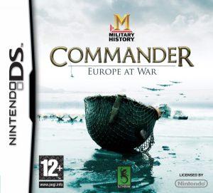 Commander Europe at War - Nintendo DS