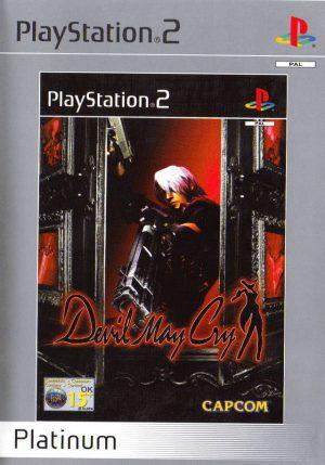 Devil may Cry - Platinum - Playstation 2