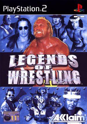 Legends of Wrestling - PS2