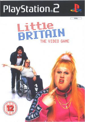 Little Britain The Video Game - PS2