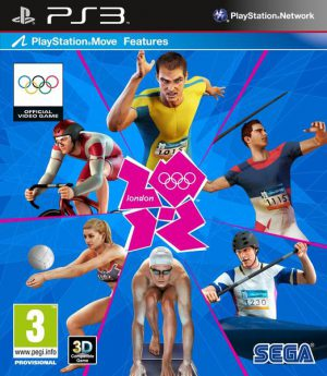 London 2012: The Official Video Game of the Olympic Games - PS3