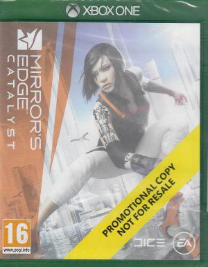 Mirror's Edge: Catalyst - Promotional Copy - Xbox One