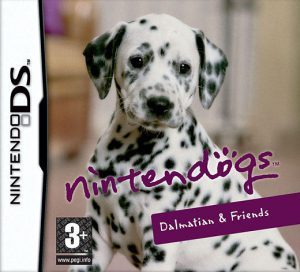 Nintendogs: Dalmatian & Friends - Nintendo DS