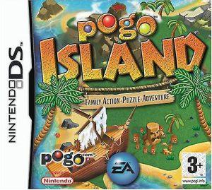 Pogo Island - Nintendo DS