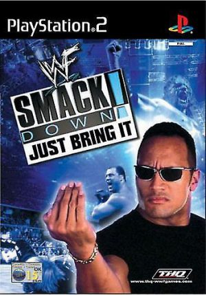 WWE SmackDown!: Just Bring it - PS2