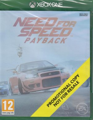 Need for Speed: Payback - Promotional Copy - Xbox One