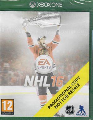 NHL 16 - Promotional Copy - Xbox One