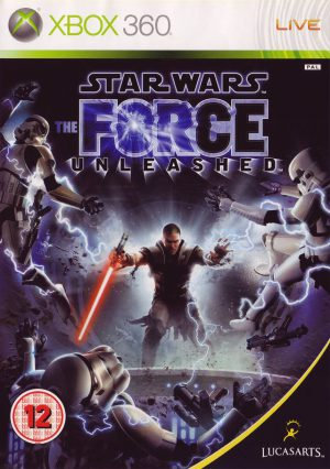 star wars the force unleached xbox 360