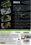 Omerta City of gangsters - Xbox 360 bak