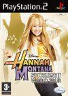Hannah Montana: Spotlight world tour - Nordisk version - PS2