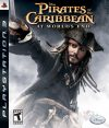 Pirates of the Caribbean At Worlds End NTSC PS3