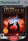 Star Wars Episode III: Revenge of the Sith - Platinum - PS2