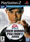 Tiger Woods PGA Tour 2005 - PS2