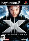 X-men the official game - ps2